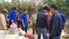 Công đoàn cơ sở Cục QLTT Gia Lai tặng 300 bộ quần áo cho người dân nghèo xã xã IaKhươl, huyện Chưpăh, tỉnh Gia Lai